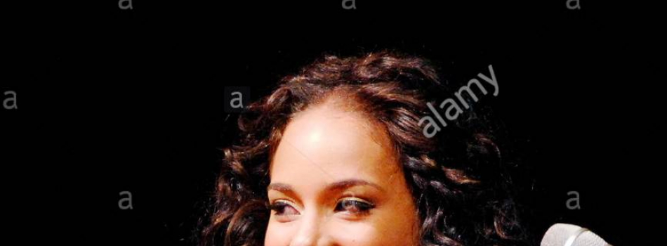 Alicia Keys Dublin