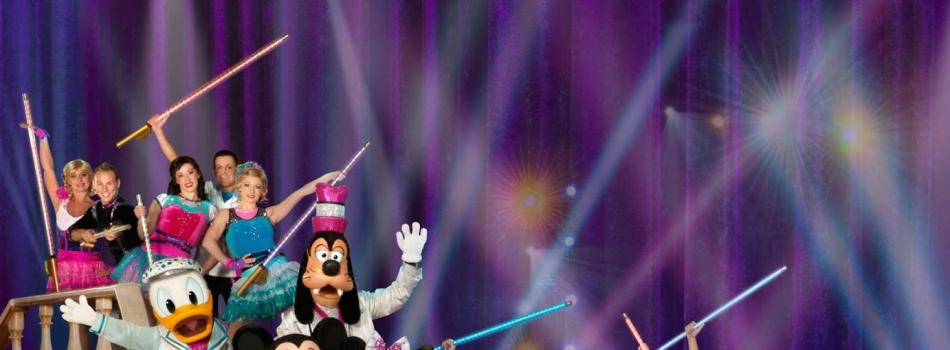 Disney On Ice Magical Ice Festival Leeds
