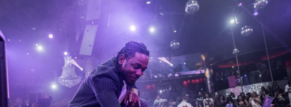 Kendrick Lamar Roma